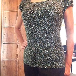 Stretch dress top
